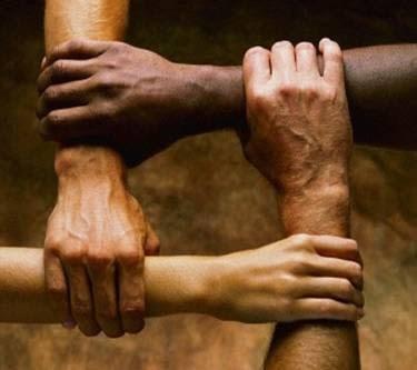 hands with hands
