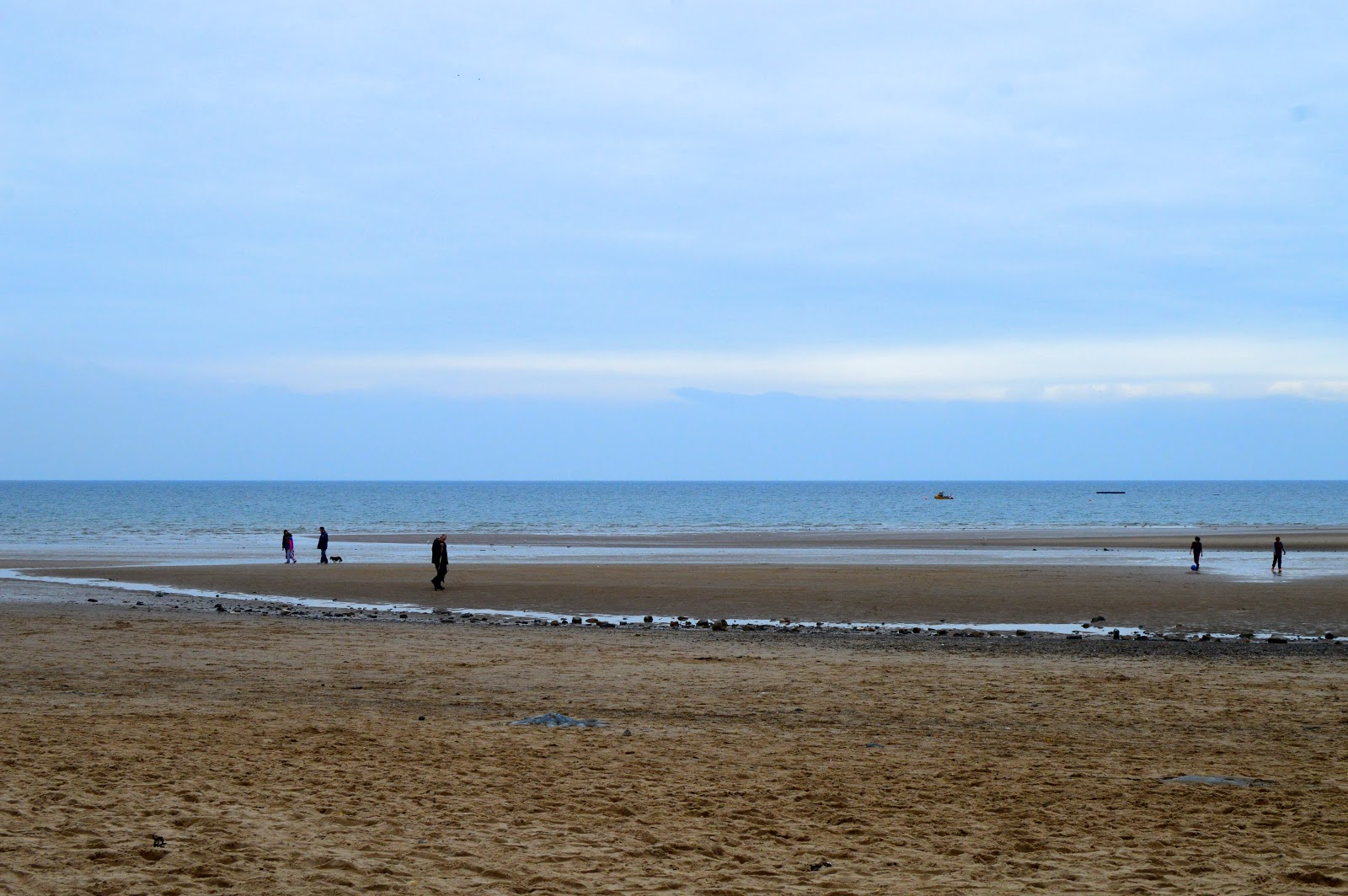 , Chips on the Beach / Saundersfoot / Pembrokeshire