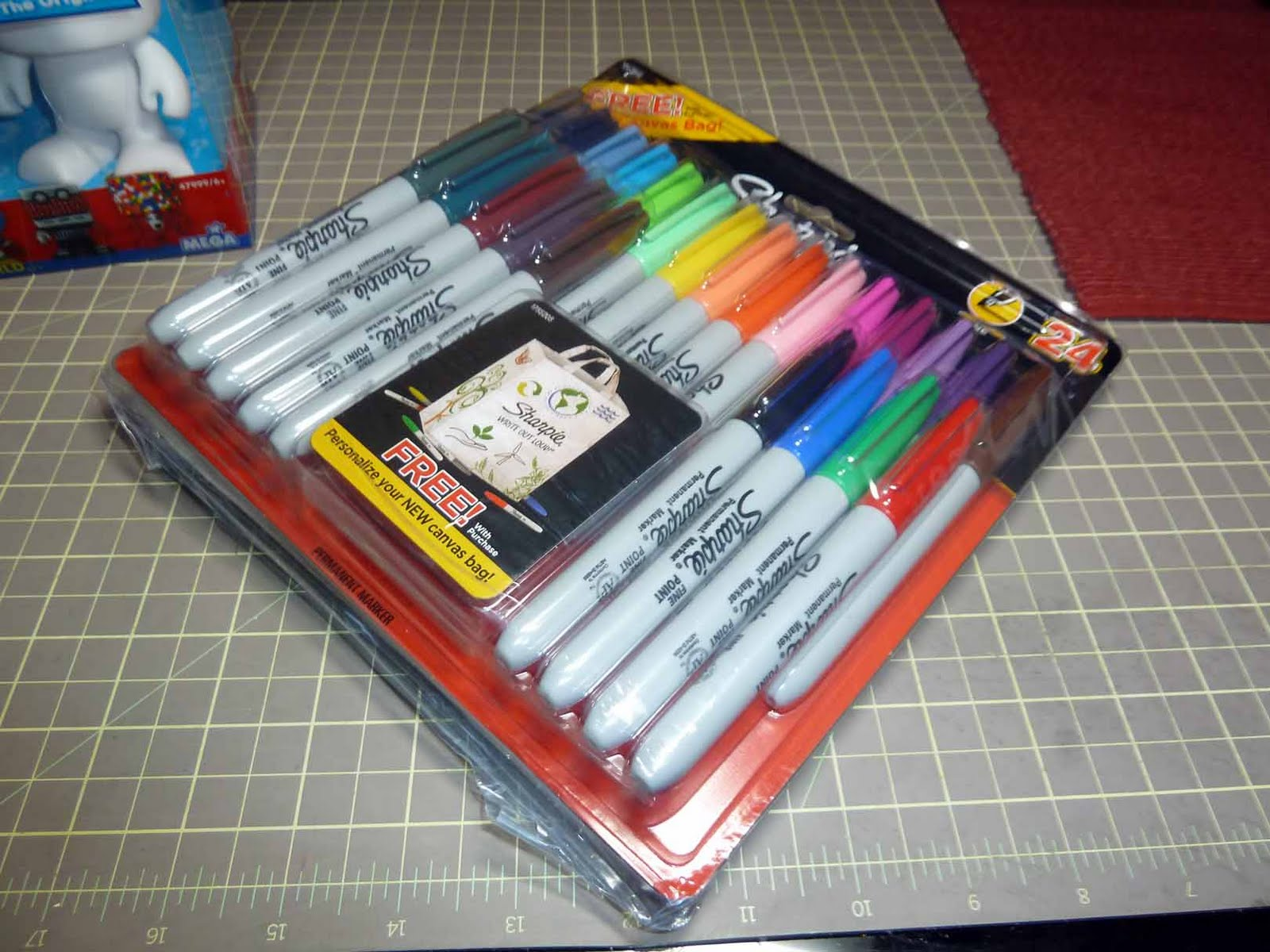 Permanent Sketch Book: Kid Sketches: RoseArt Color Blanks And Sharpie Permanent