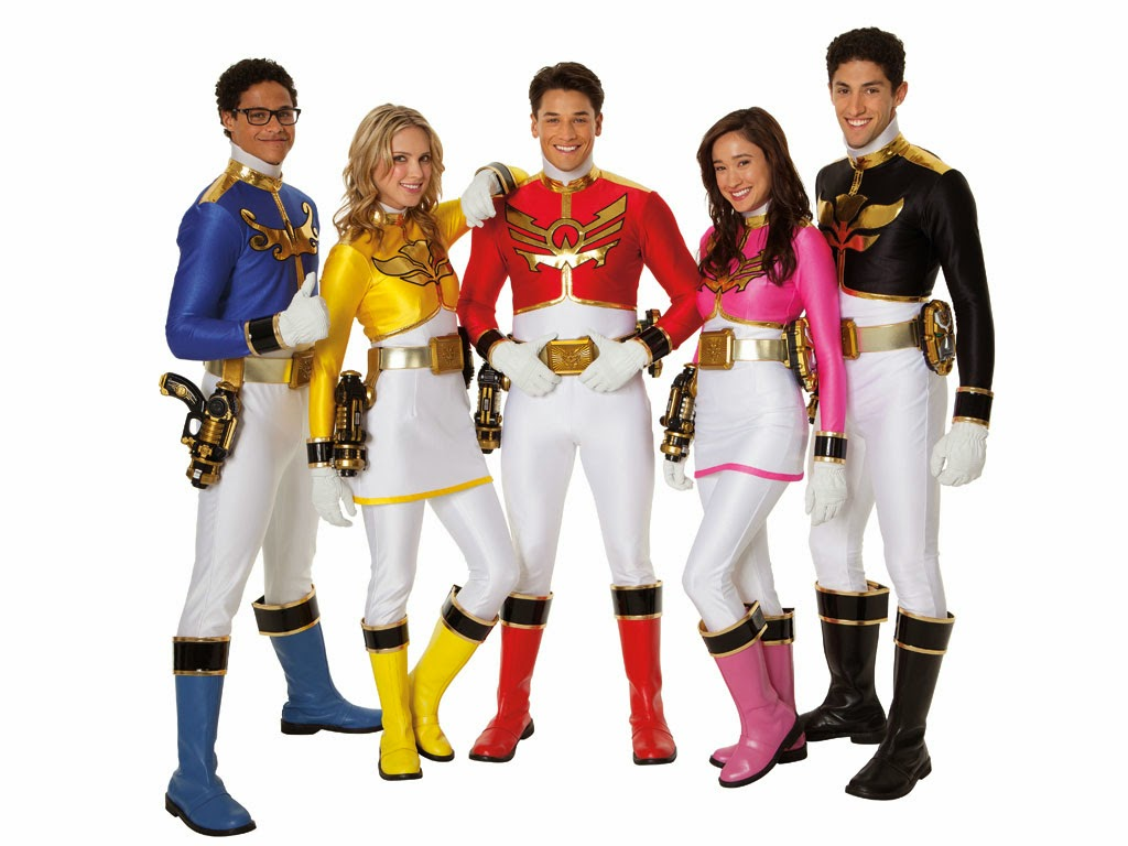 Henshin Grid: Power Rangers Megaforce Galleries and ...