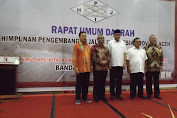 HPJI Aceh Gelar Rapat Umum Daerah