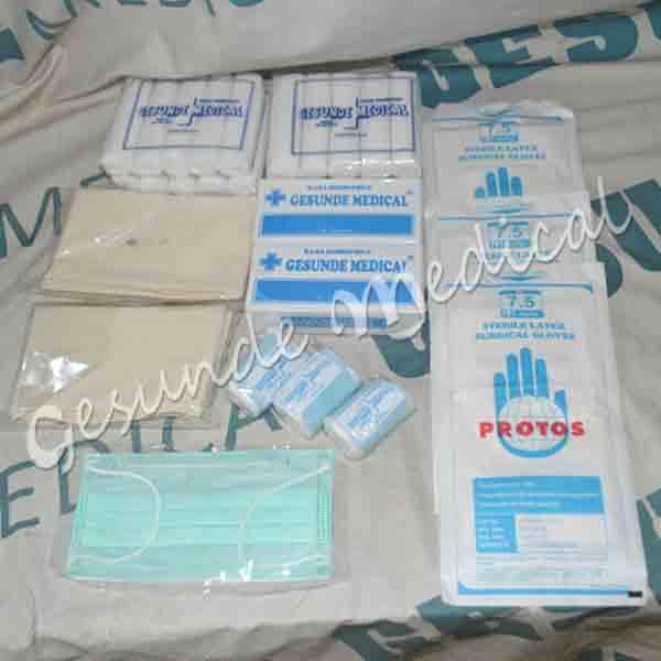 grosir ransel p3k paket b