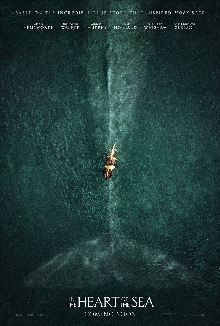 Póster: In the Heart of the Sea