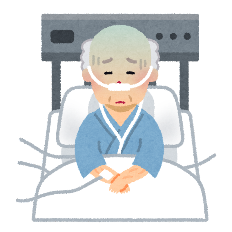 「入院 イラスト」の画像検索結果