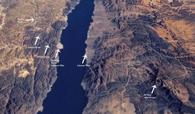 Ilmuwan Ungkapkan Bukti Ilmiah, Kemampuan Nabi Musa Membelah Laut Merah
