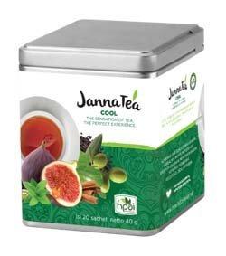 Teh Herbal Janna Tea Cold/Cool