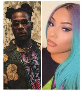 Stefflon Don and Burna Boy Nigeria Attract Our Attention: Spark Dating ?