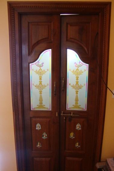 Carpenter Doors Design Room Pooja Room Door Designs In Kerala For