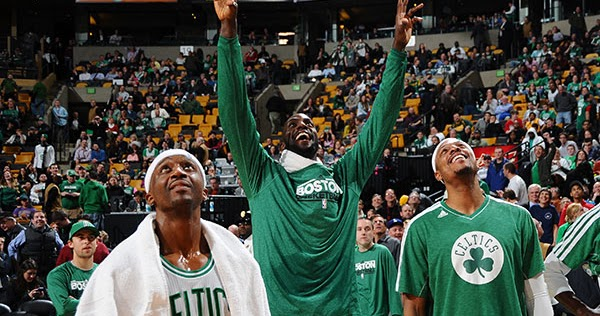 Jason Terry tried to get Kevin Garnett to join his BIG3 team