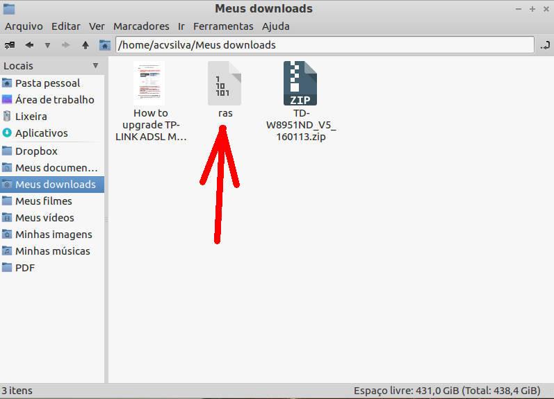 instalação errada de atualizacao de firmware no roteador tp-link