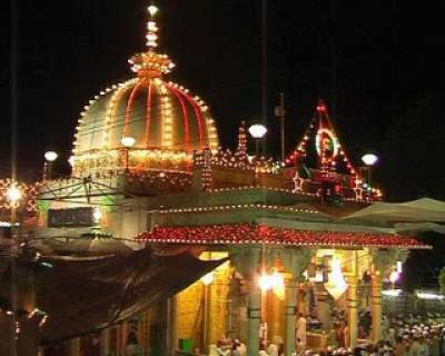 Quotes and sayings, sufi, saint, aastana sahenshah e hindustan hazrat khwaja moinuddin chishti r.a which is located in ajmer, rajasthan, india