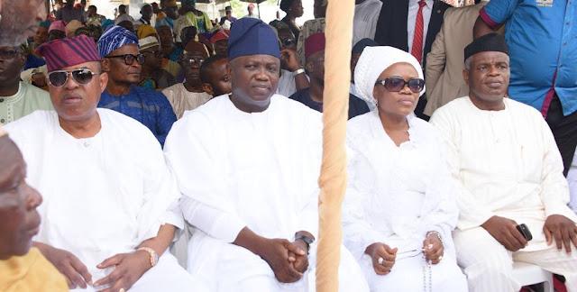 Ambode mourns passage of Senator Adeleke