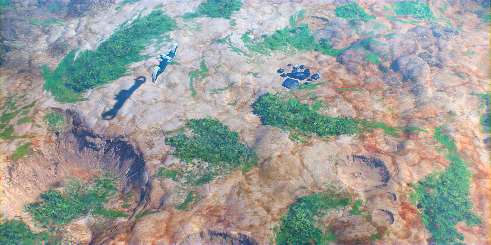 Terraformed Mars