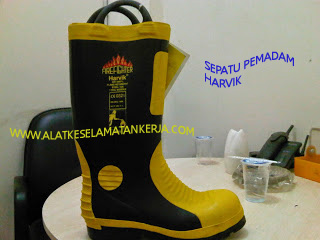 Sepatu Pemadam HARVIK