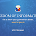 DID YOU KNOW? Duterte admin's FOI Portal was produced with zero budget, limited workforce