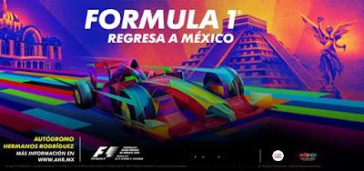 Formula 1 en Mexico Fechas y boletos en primera fila baratos