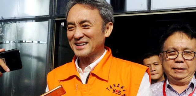 KPK Tak Banding Meski Vonis Eks Petinggi Lippo Group Ringan