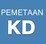 Pemetaan KD Kelas 6 SD/MI Revisi 2018