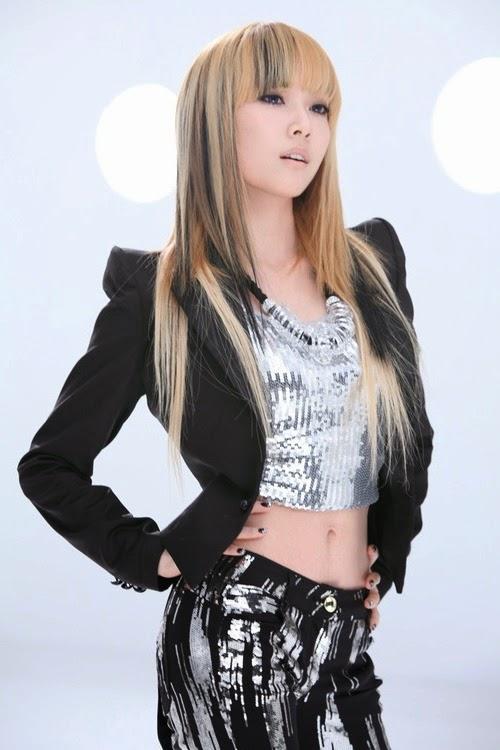 Blonde Highlights On Black Hair Asian Hair And Tattoos