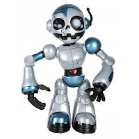 Un robot zombie pour se préparer au pire.