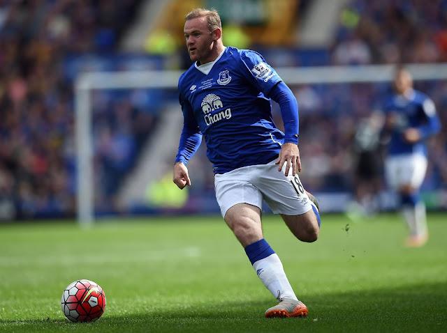 Rooney Jadi Pahlawan Kemenangan Everton Atas Stoke City