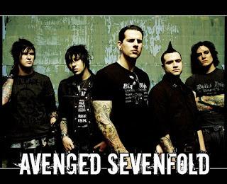 Avenged Sevenfold Lengkap Full Album