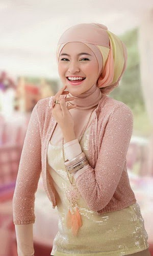 Baju Muslim Marshanda