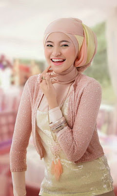 Contoh 5 Model Baju Muslim Remaja Online