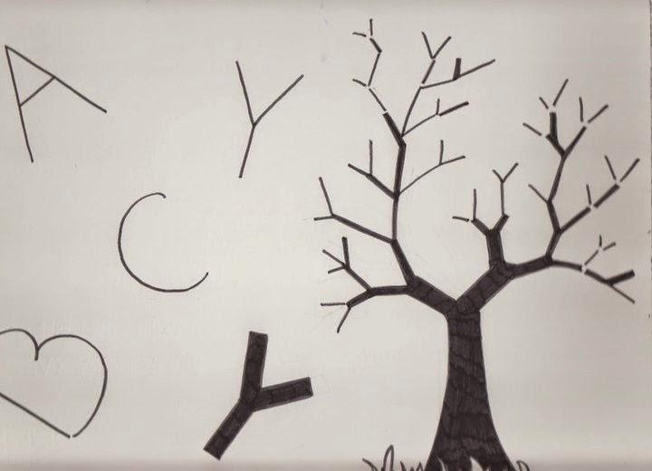 Didatticadellarte Disegnare Un Albero