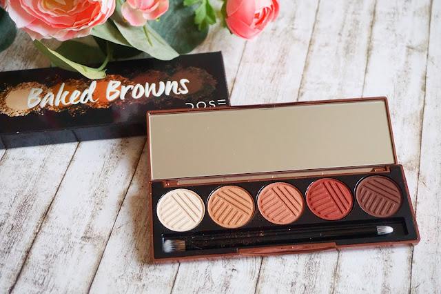 Dose of Colors - Baked Browns Eyeshadow Palette
