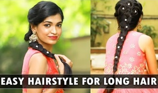 Different Hairstyle For Long Hair! | SaySwag