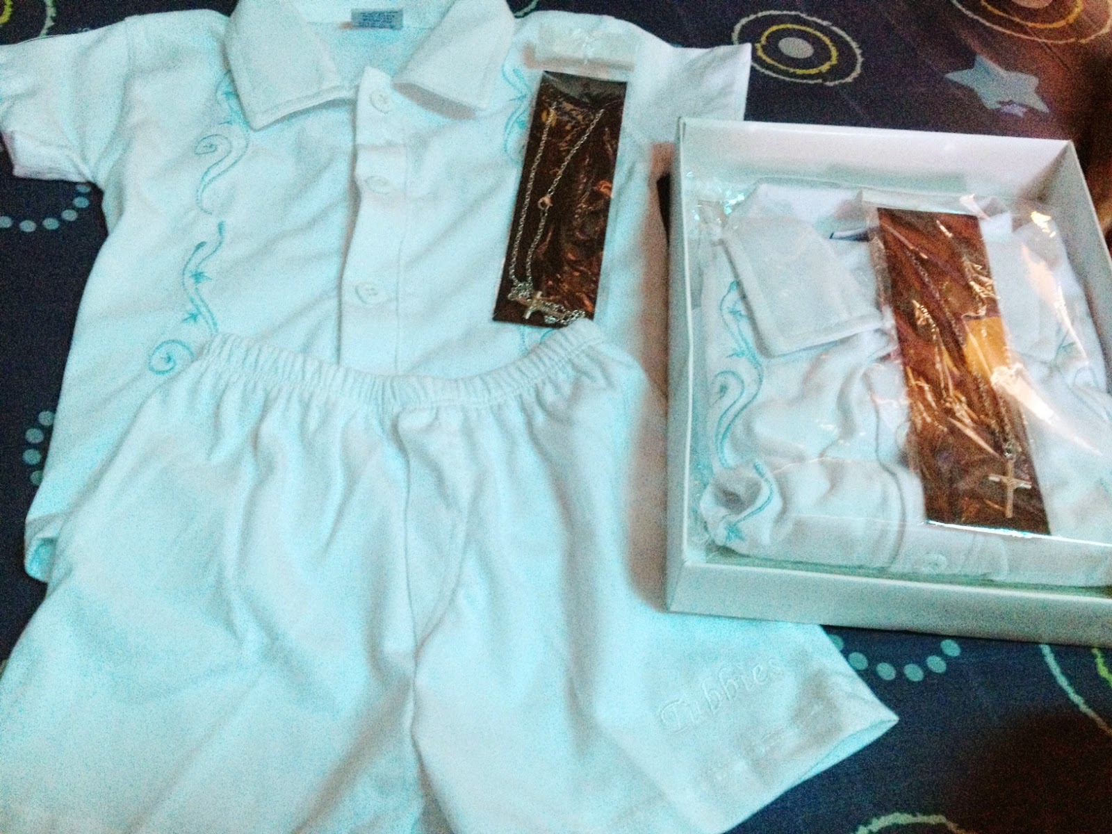 Baptismal Clothes