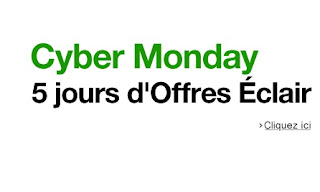 Discount : Cyber Monday sur Amazon