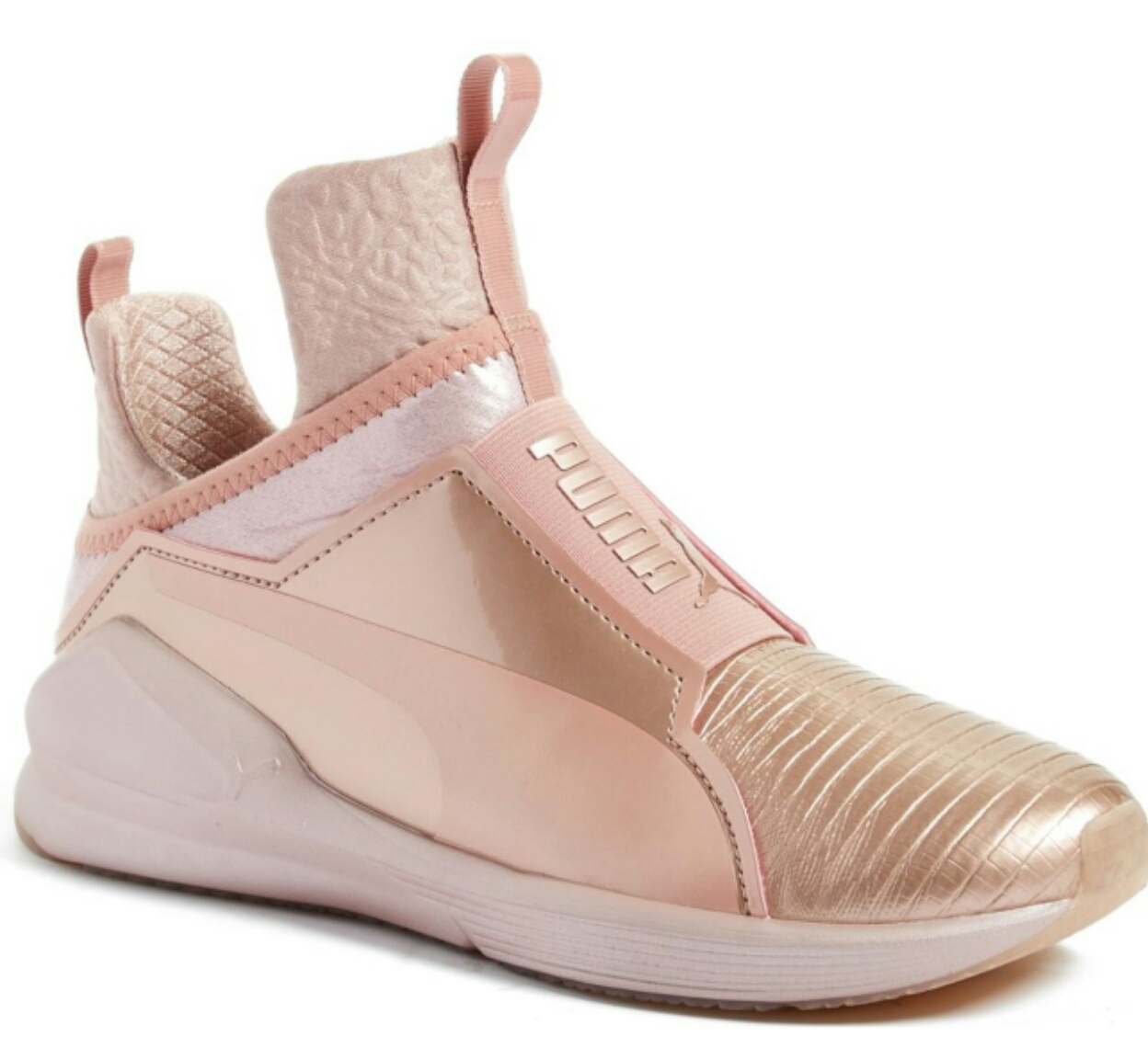 more photos 3ab27 b9a2c Shoe of the Day | FENTY PUMA by Rihanna Fierce KMR High Top ...