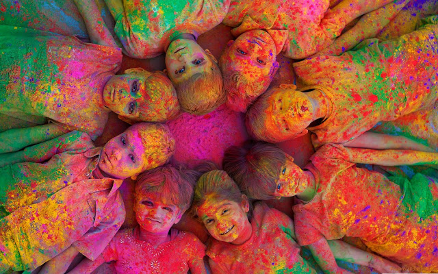 Happy Holi Love Quotes Cards Images Funny Pic Wishes For GF BF