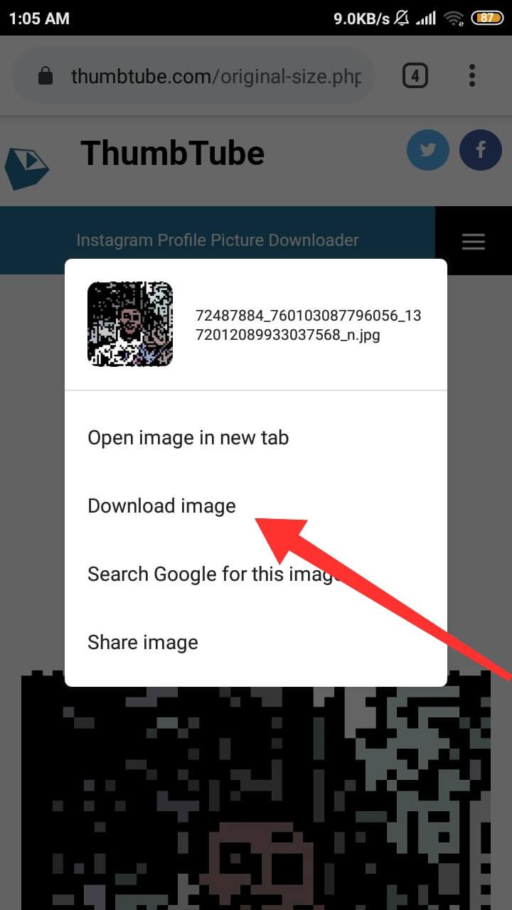 Cara Melihat dan Download Foto Profil Instagram