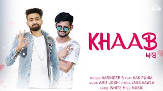Khaab Download Full HD Punjabi Video Narinder's