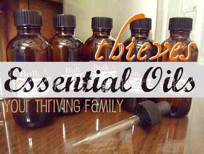 Thieves Blend Essential Oil