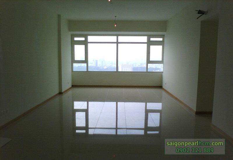 bán nhà trống tại Saigon Pearl diện tích 140m2