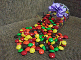 Coklat Delfi Chacha Peanut