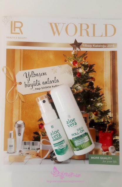 Lr Health & Beauty Aloe Vera Deo Roll-on