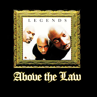 Above The Law - Legends (1998)