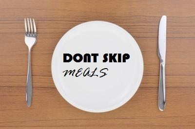 3 Kesan Bahaya Jika Anda Selalu Skip Waktu Makan