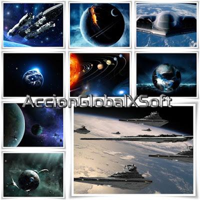 Imágenes de espacio en HD - AccionGlobalXSoft