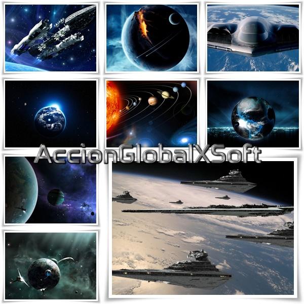 Wallpapers imágenes del espacio HD - Pack 3