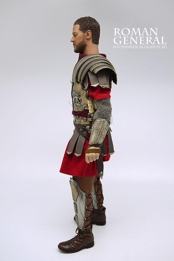 Aci Toys 1 6 Scale Warriors Iii Roman General Maximus