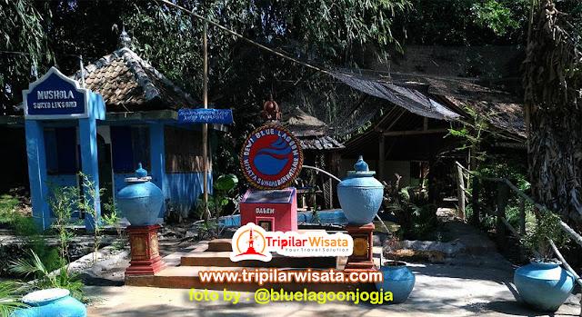 fasilitas di wisata blue lagoon yogyakarta