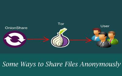 OnionShare - Logiciel Internet sur Windows