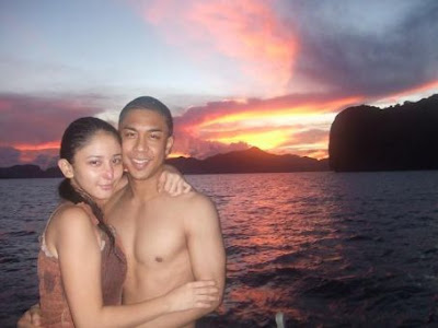 Katrina Halili and Kris Lawrence