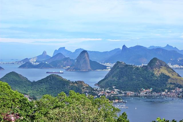 Melhor vista da cidade do Rio de Janeiro